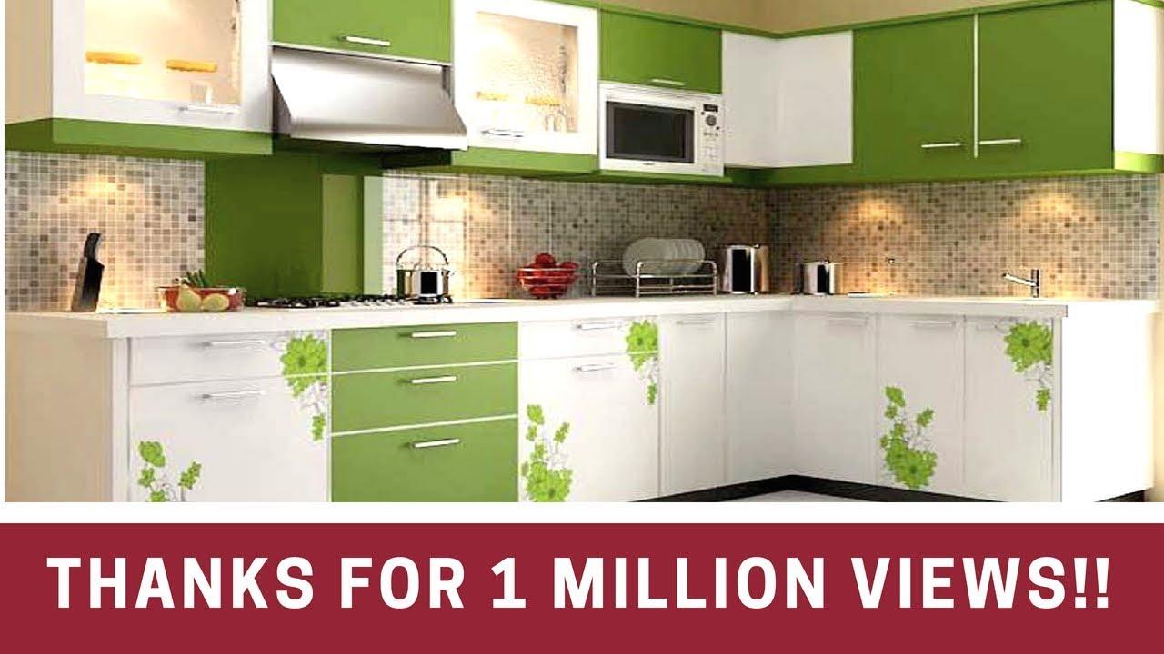 best modular kitchen designs 2018- plan n design IVIJNWS