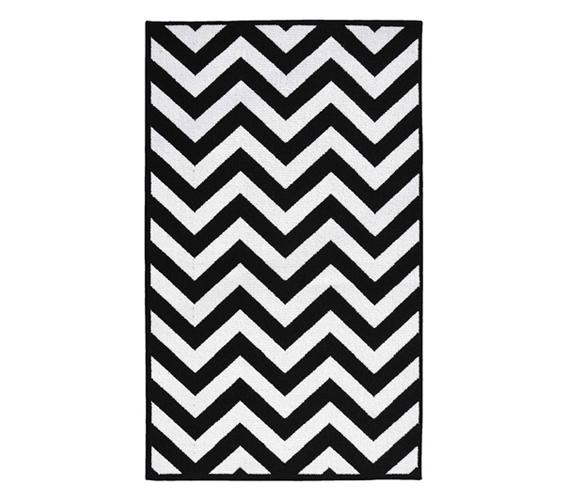black and white carpets black and white dorm decoration - chevron college rug - black and GWTIHFJ