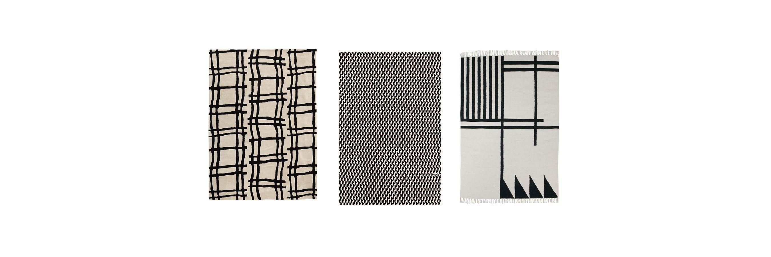 black and white carpets KXFFEDEFE