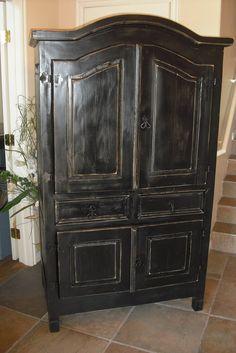 black cabinet FPHVIMC