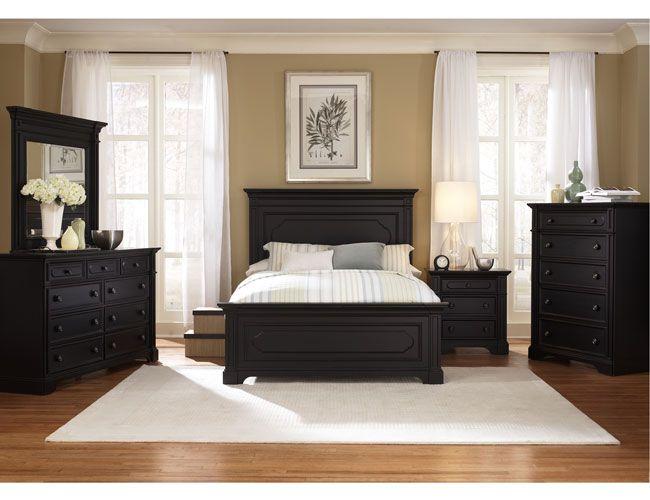 Modern Black Bedroom Furniture   Sets