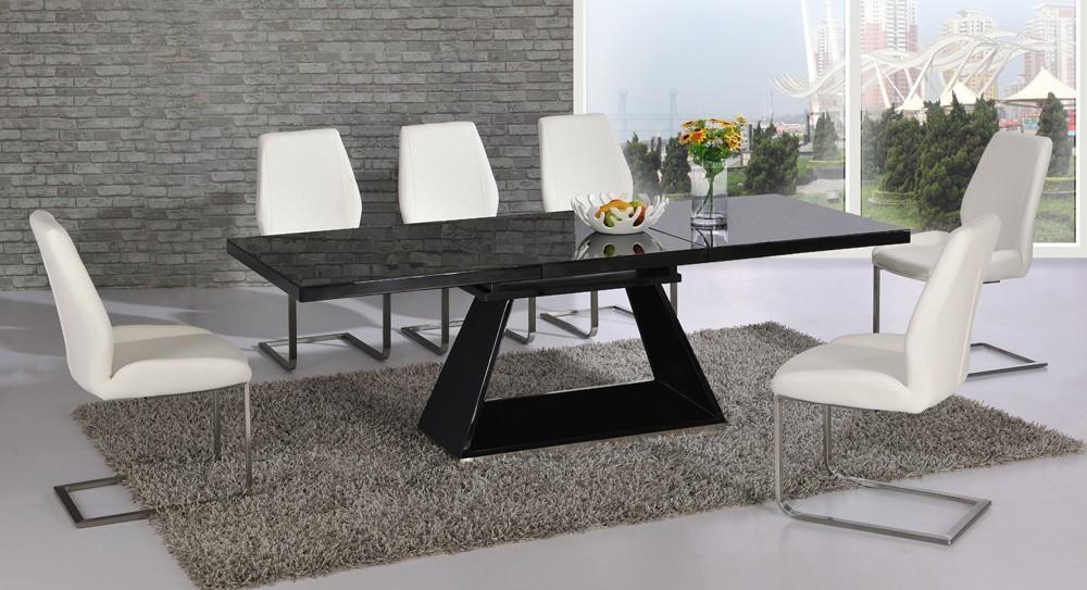 black dining table 30 images: VGPNMRF