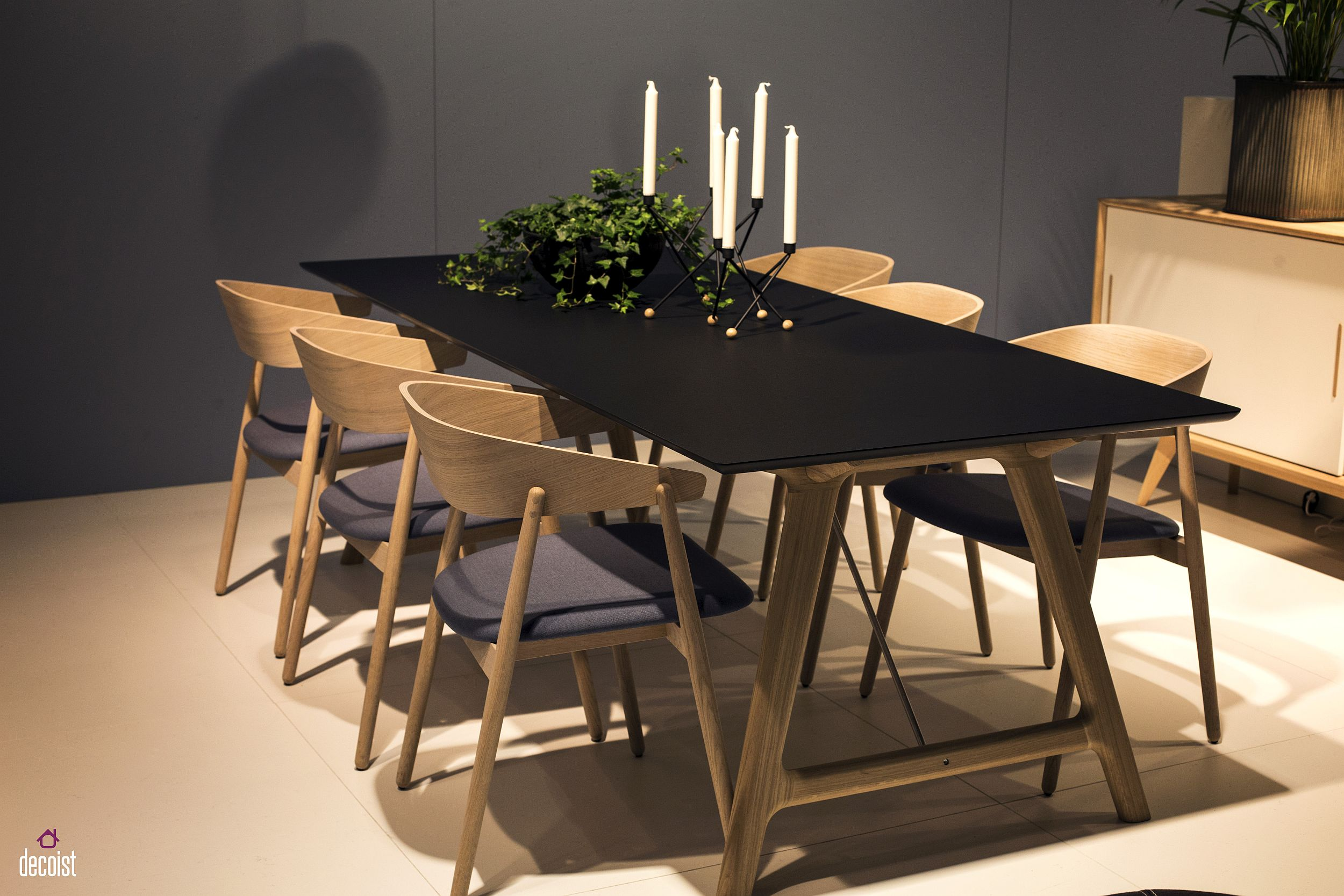 black dining table view in the gallery fabulous wooden dining table ... AXJINQU