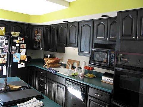 black kitchen cabinets    ikea gloss black kitchen cabinets HJMRDGY