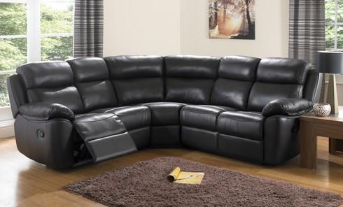 black leather sofa Houston black leather corner sofas CDJXHKK