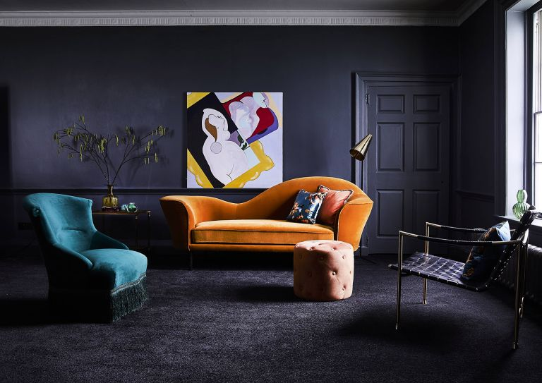 Black Living Room Ideas: 10 Stylish Ways To Create A Dramatic ...