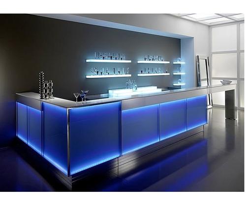 blue bar counter GISDSYA