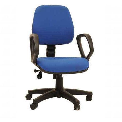 blue computer swivel chair HMRMNIN