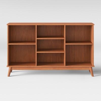 Bookcase Amherst mid-century modern horizontal bookcase - project 62 ™ - Photo 1 SBCMRLA