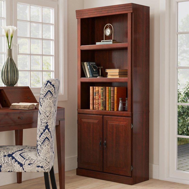 Bookcase Clintonville Standard Bookcase XUWNYFE