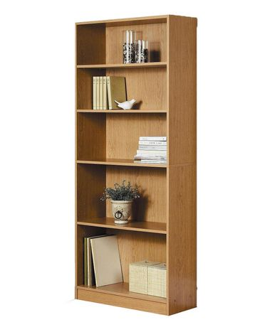 Bookcase Bookcase with 5 shelves    Walmart Canada LALRGTK