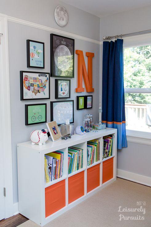 Boys bedroom bedroom for a kindergarten FEQMBKI