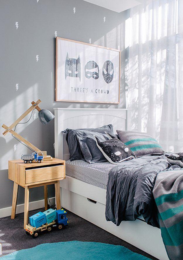 Boys bedroom classic boysu0027 room |  12 great children's rooms TDEXDOX