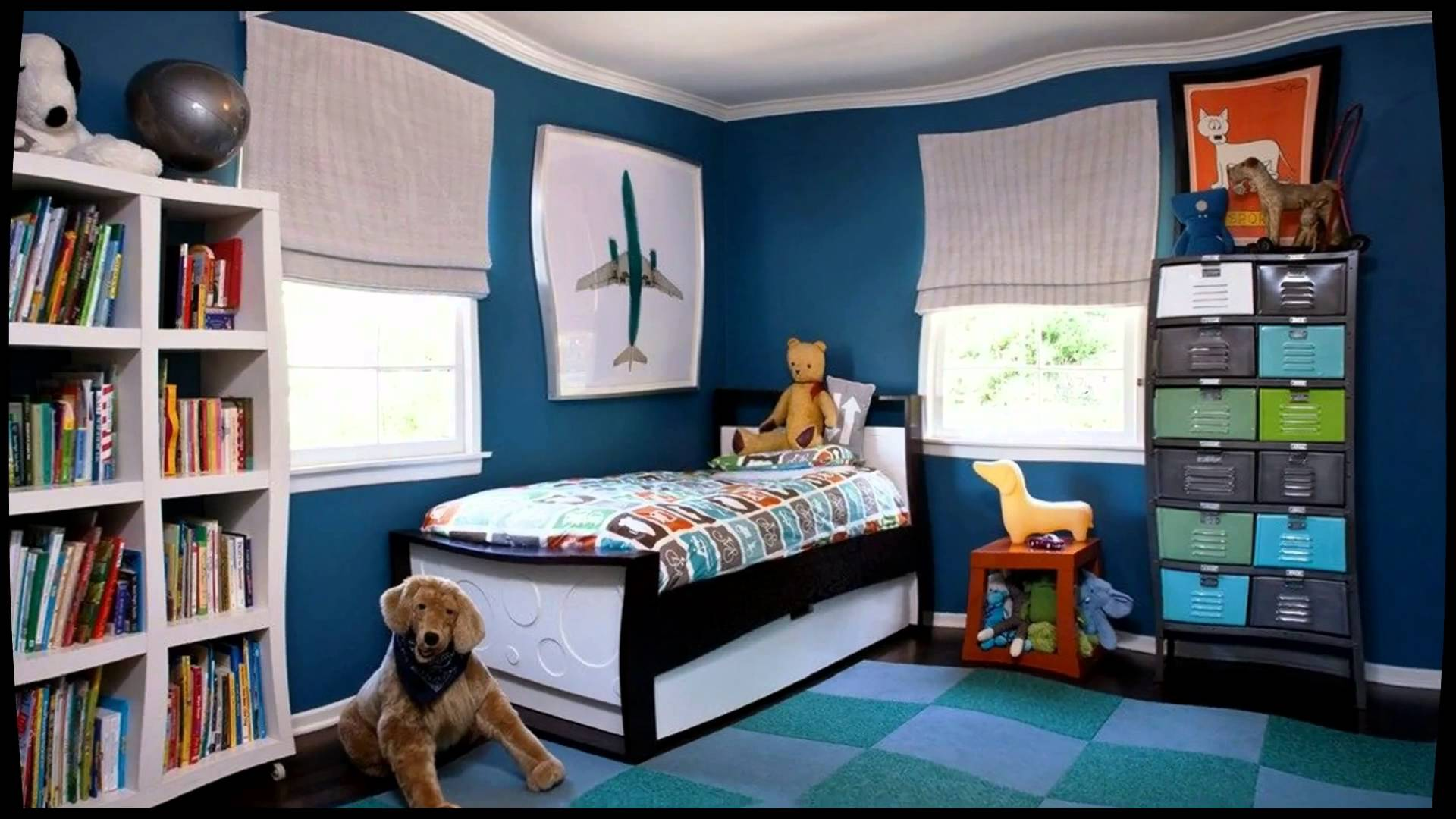 Boys bedroom cute bedroom ideas for little boys - youtube GRUCGFT