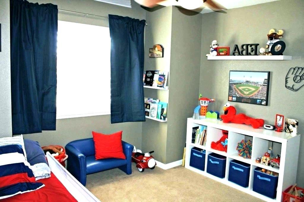 Boys Bedroom Decoration: Stunning Sports Bedroom Decoration 32 Room Pictures Boys Decoration Ideas Medium JANBIAF