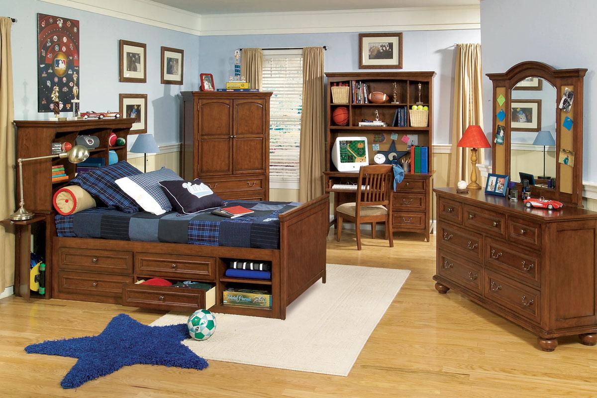 Bedroom furniture for boys photo - 1 NJOBXOS