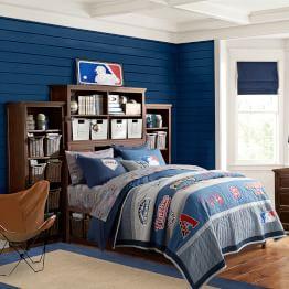 Boys bedroom nba baldwin bedroom · beadboard mlb FMJXNTH