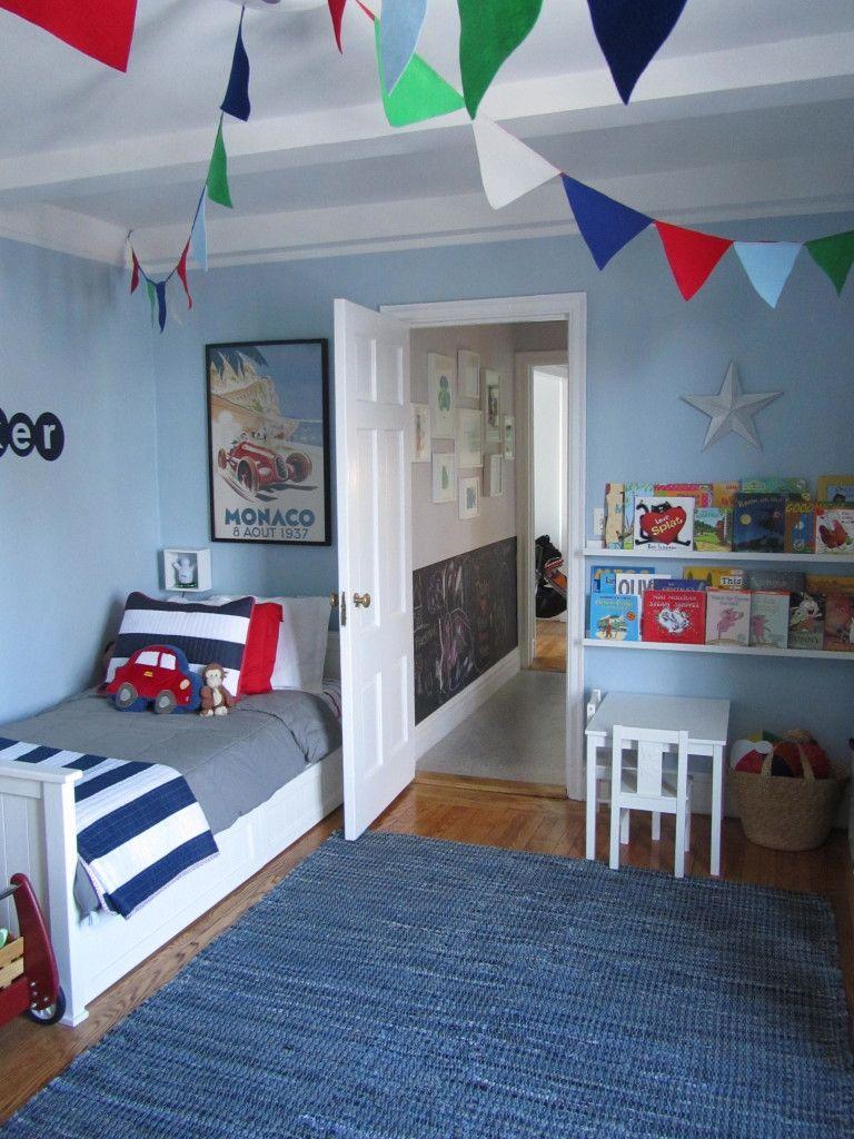 Boy's room Toddler boy's room |  small bu0027s large boys room - project kindergarten NOJSPEO