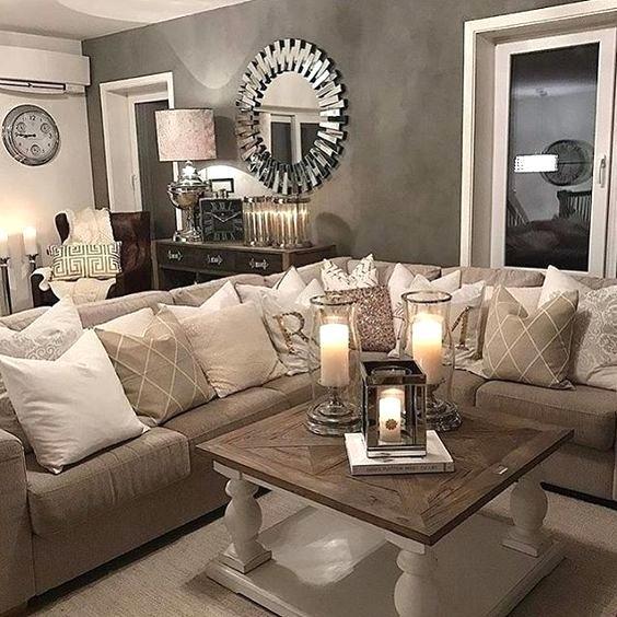 brown living room ideas brown living room deco beige and brown living room deco ideas life XRALVHJ