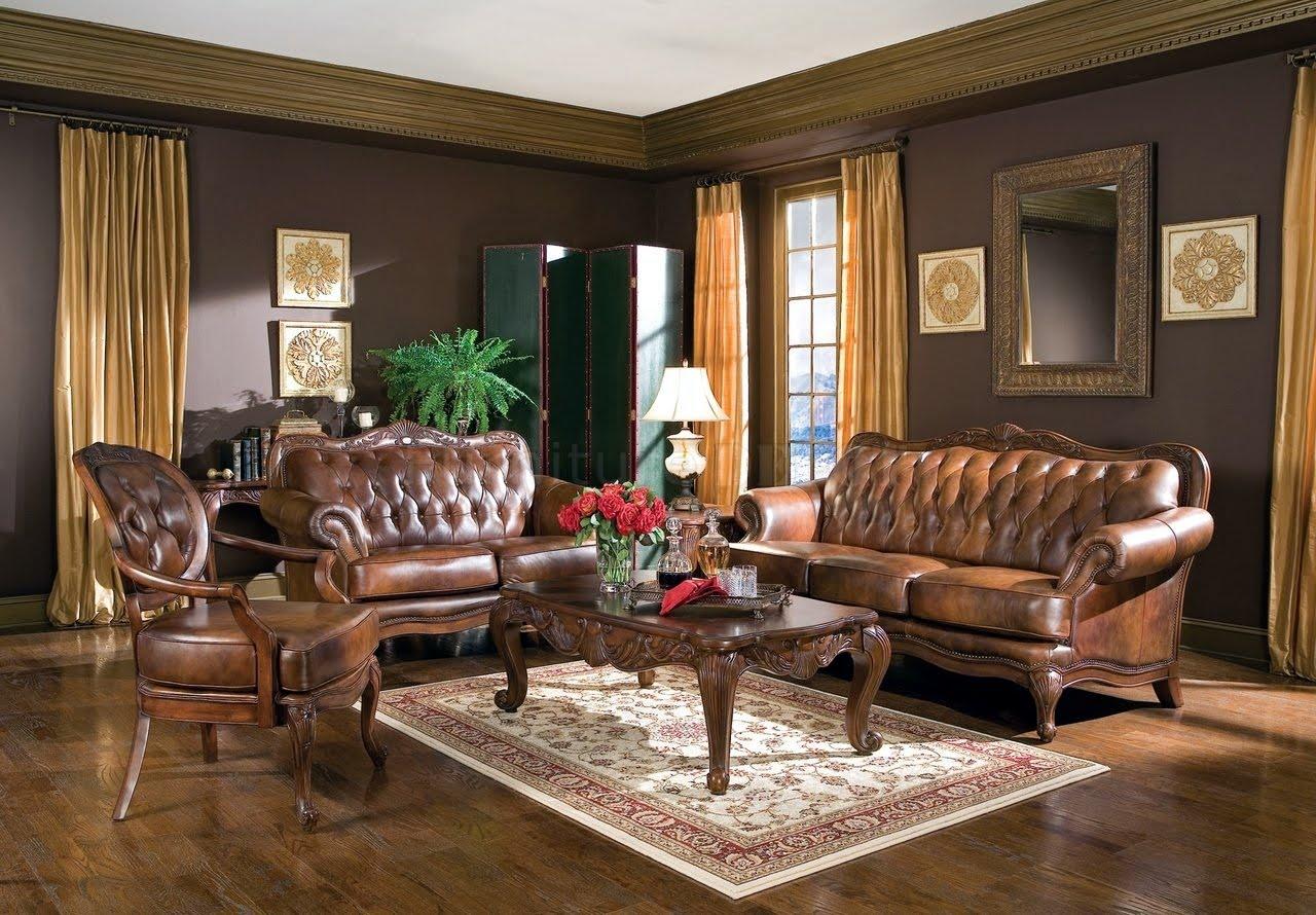 brown living room ideas brown living room furniture ideas - youtube PWVUGDE