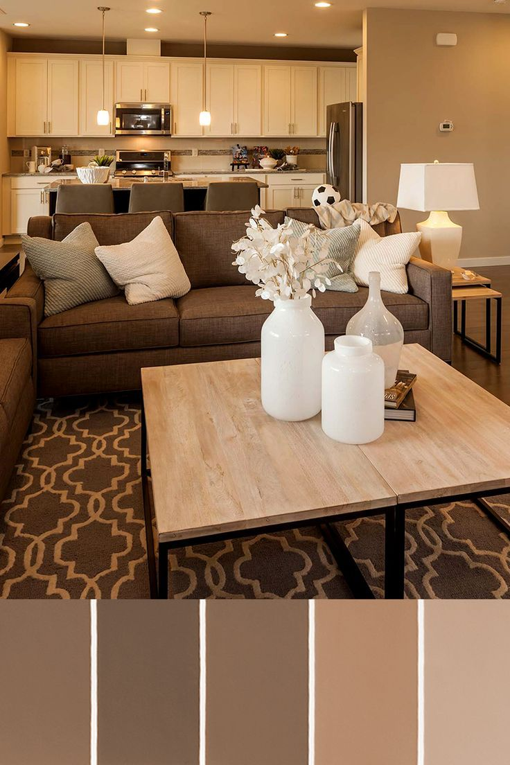 brown living room ideas living room: great color schemes for small living rooms with furniture JSQUJIO