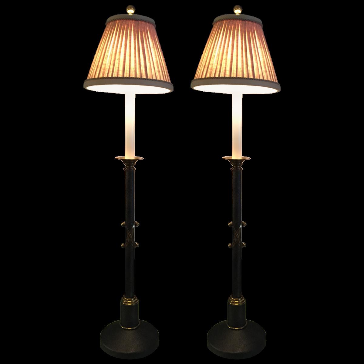 Buffet Lamps Viyet - Designer Furniture - Lighting - Maitland - Smith Tall Structure RWPOQFT