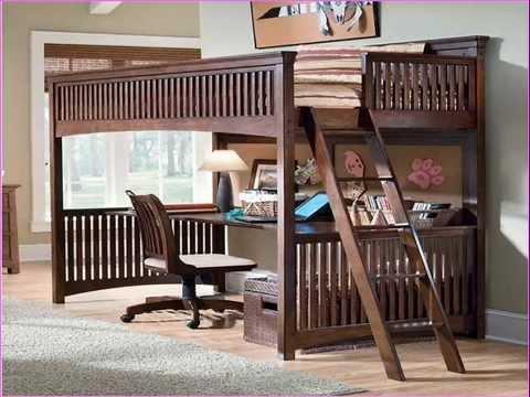 Bunk beds with desk Bunk beds with desk |  Bunk bed with built-in desk DJVURFE