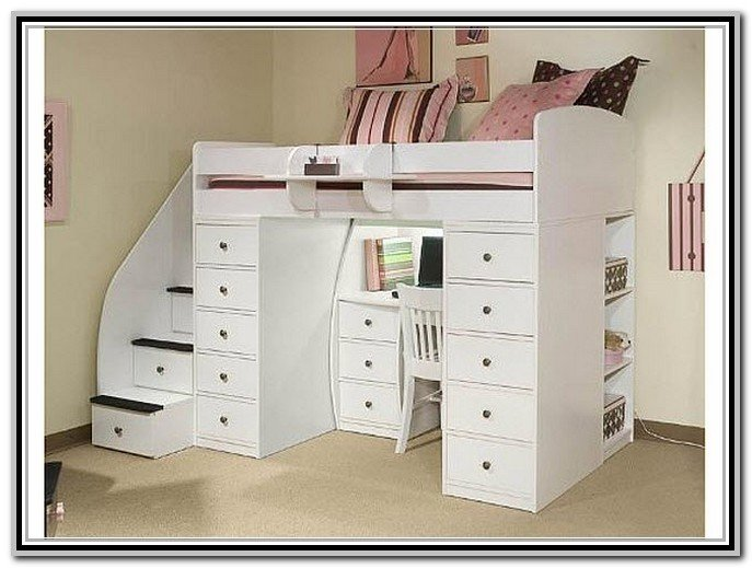 bunk beds with desk bunk beds with desk underneath ikea QOCCVNX