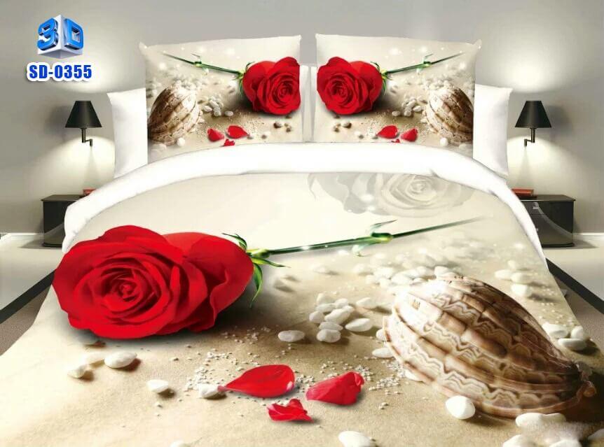 Buy 3D bed linen online in Pakistan KWFEQSU