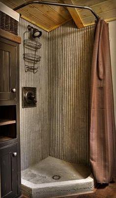 70 best Rustic Cabin Bathroom images |  Cabin bathrooms, rustic.