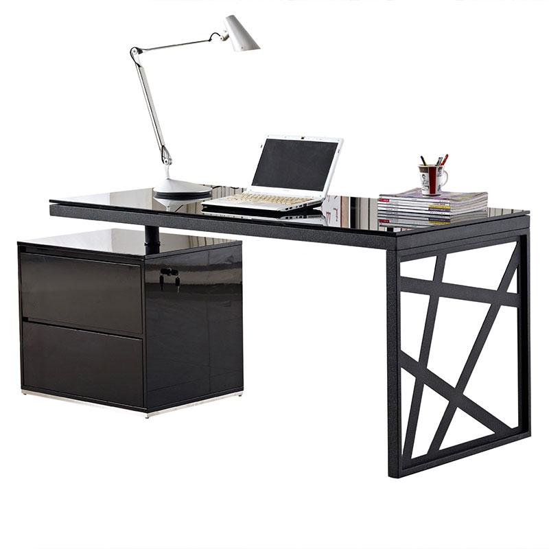 Order request · krauss modern black desk with file folder LOYSIDN