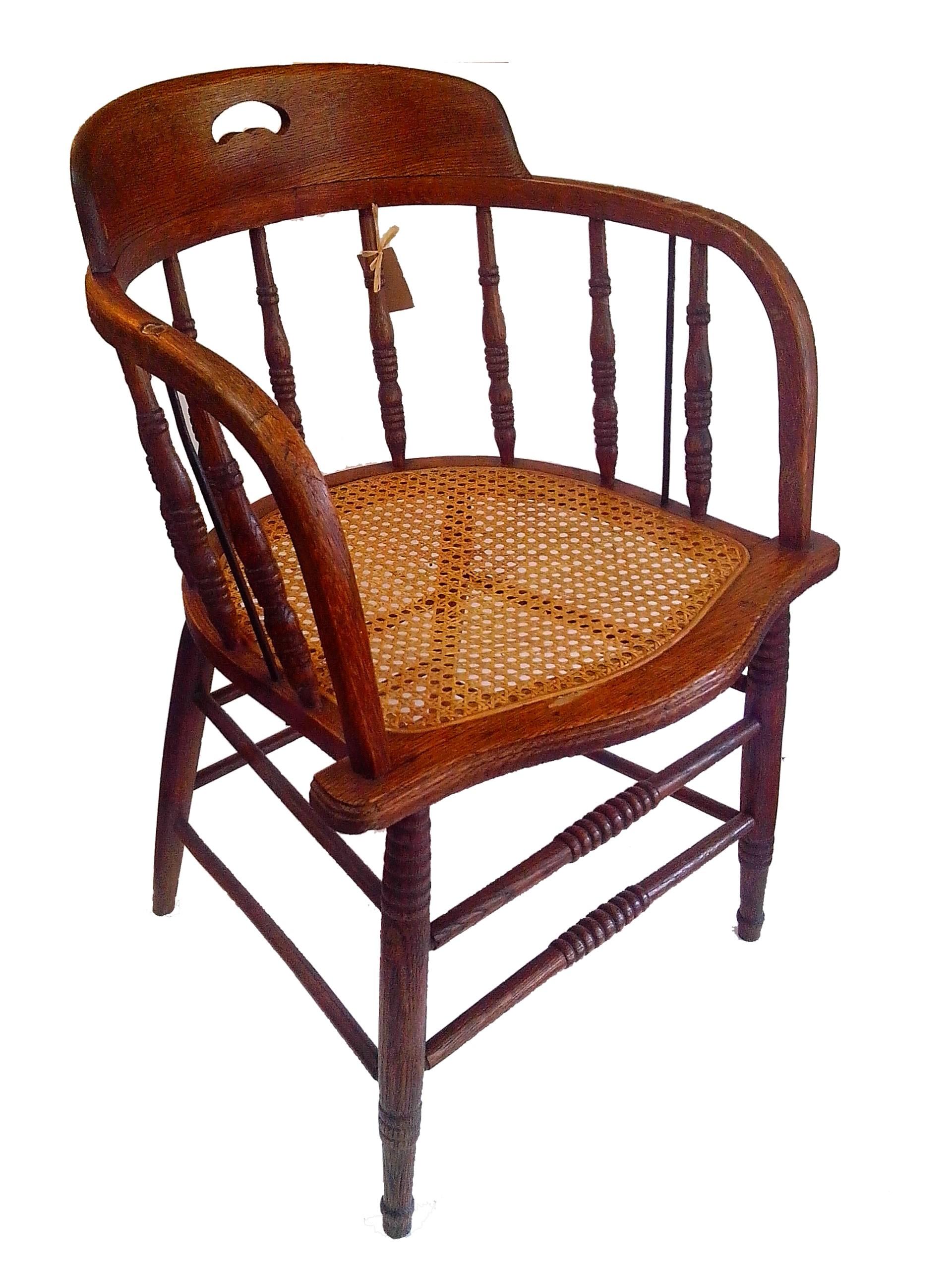 Captain's Chair - New Zealand Vintage Collectibles, Antiques & retro PLXYRIR