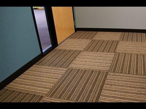 Carpet tiles - Commercial carpet tiles KWCAKHO