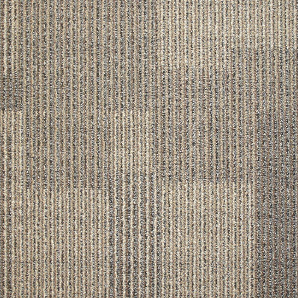 Carpet Tiles Rockefeller Cork Loop 19.7 inches x 19.7 inches Carpet Tiles (20 tiles / TOBDUII