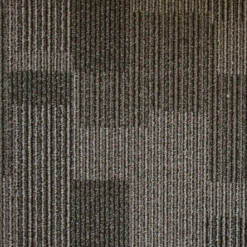 Carpet Tile Rockefeller Wrought Iron Loop 19.7