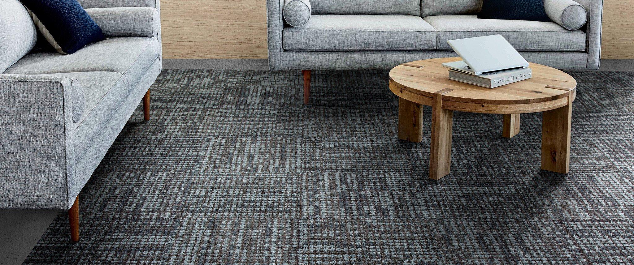Carpet tiles - West Elme work area VGPFTNI