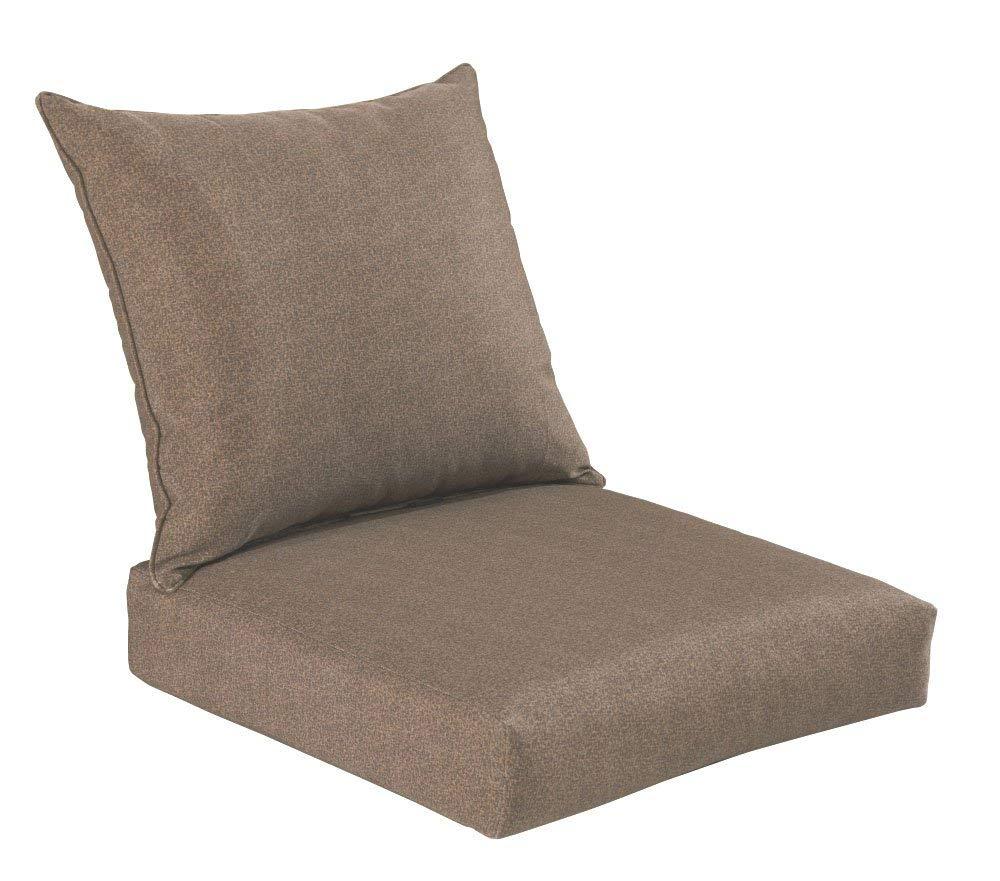 chair cushions amazon.com: bossima indoor / outdoor coffee seat cushion set. spring / summer seasonal replacement UOAGIUF