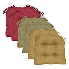 Chair cushion jasper tufted chair pads (set of 2) QHALPCL