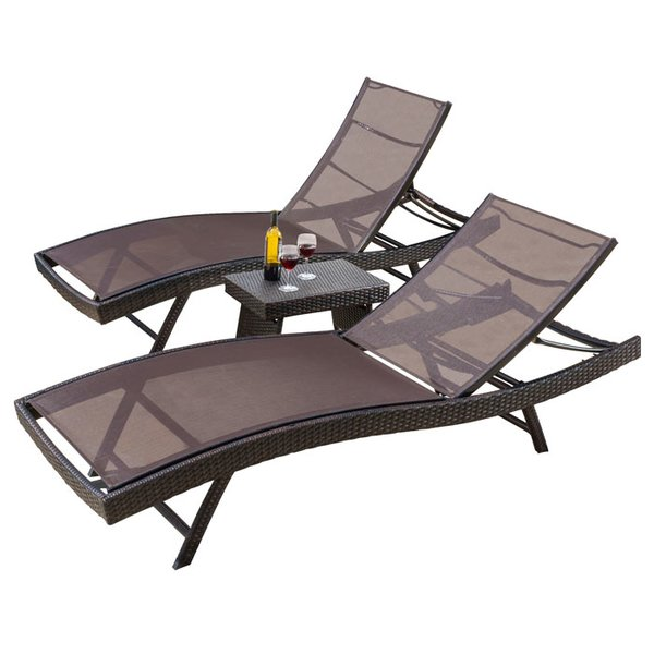Chaise longue outdoor outdoor deck chairs youu0027ll love |  Wayfair IZITUFL