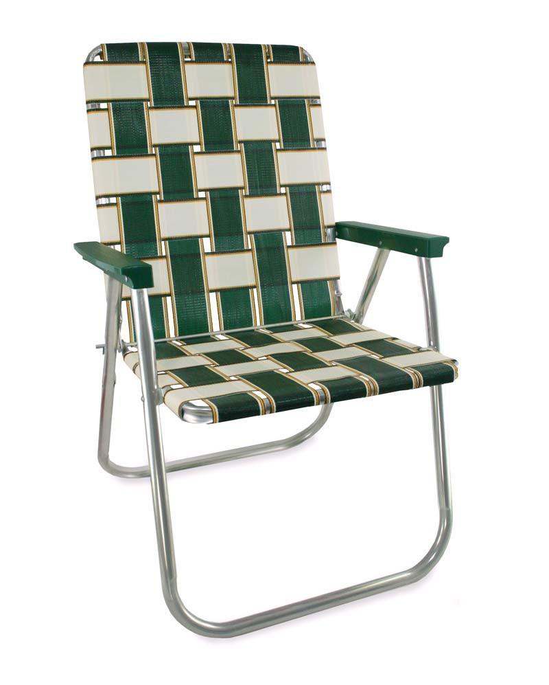 Charleston folding aluminum mesh garden chair Deluxe QUBPDMT