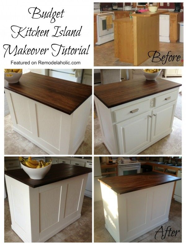 Pin by Remodelaholic on Blogger Home Projects We Love |  Kitchen.