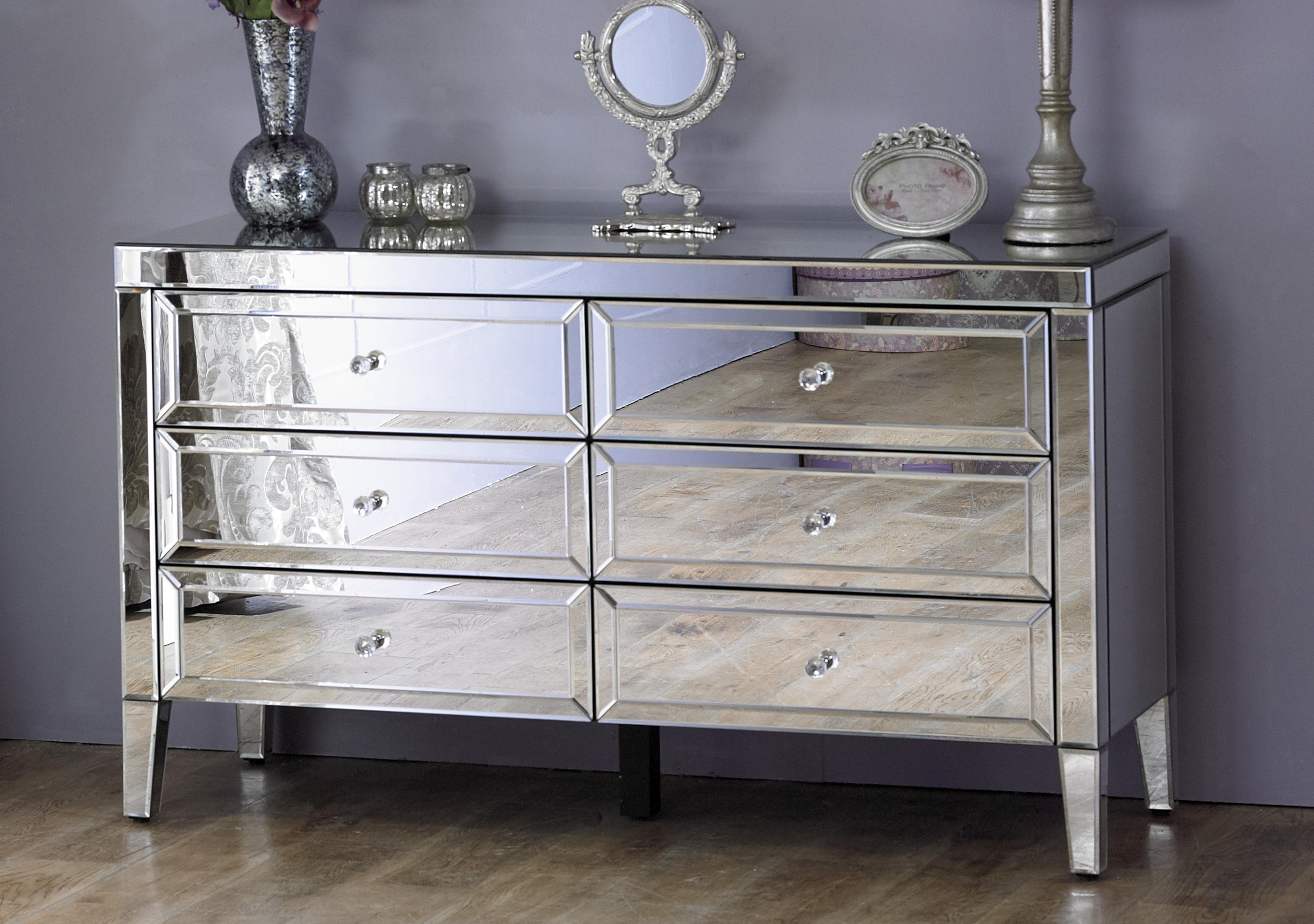 Chest of drawers Francesca Chest of 6 drawers COXOOMP