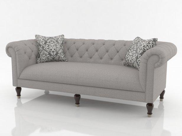 Chesterfield sofa 2 GYMUZTS