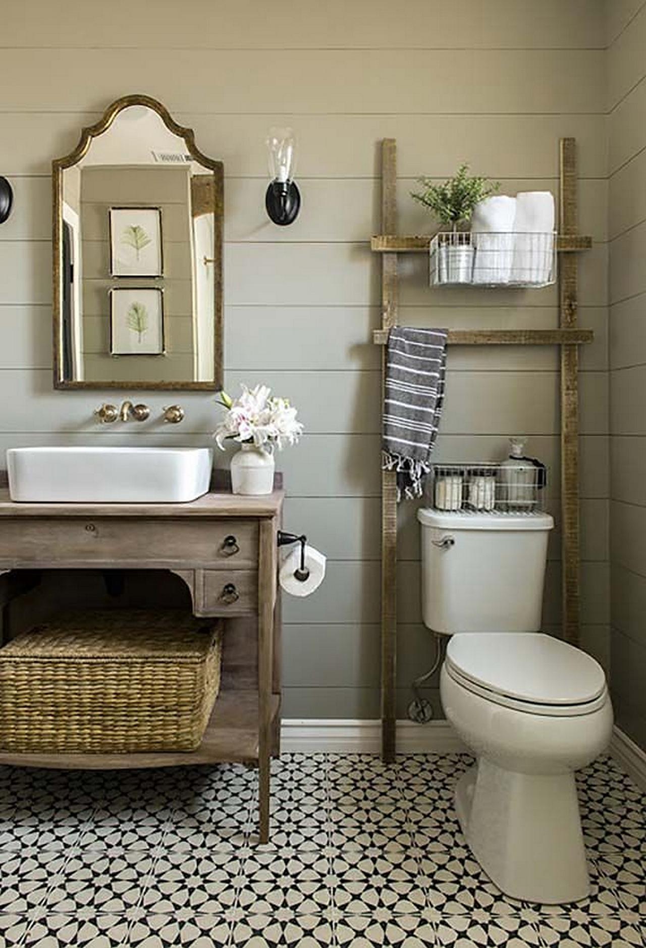 chic bathroom decoration made easy OAGUSCR