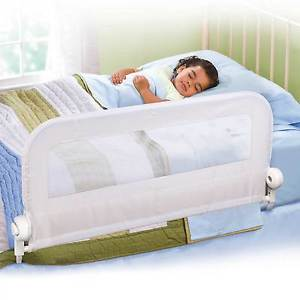 cot image is loading summer-child-universal-white-travel-bed-guardrail- FSKWILY