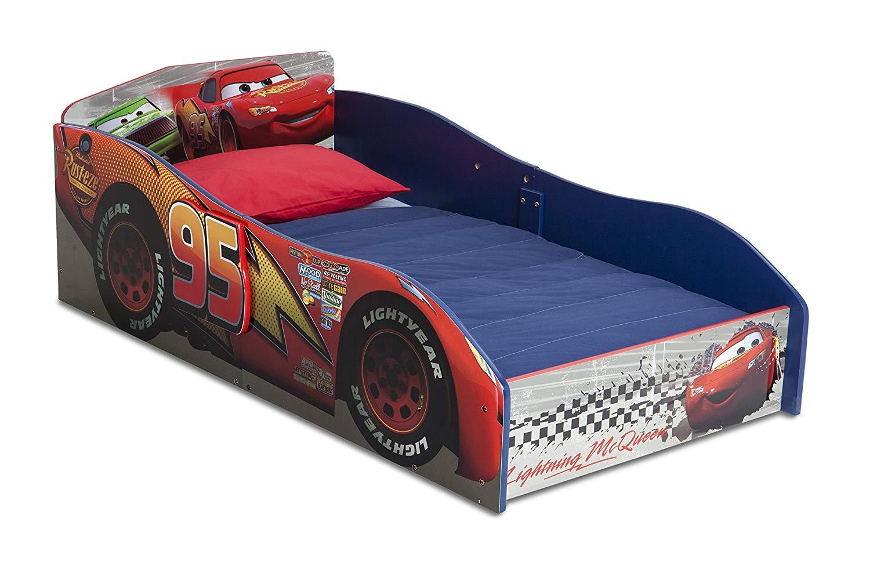 Cot amazon.com: Delta children wood cot, Disney / Pixar Cars: toddler AMENQQC