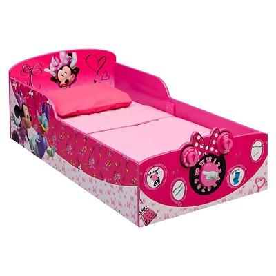 Children's bed Disney Interactive Wood children's bed Minnie - Delta Children WNORLFP