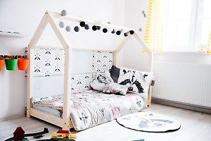 Children's bed image is loading Children's bed-house-frame-bed-children's beds-29- UGFXMOA