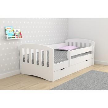 Children's bed single bed Classic 1 - for children Children Toddler Junior VWRRABR