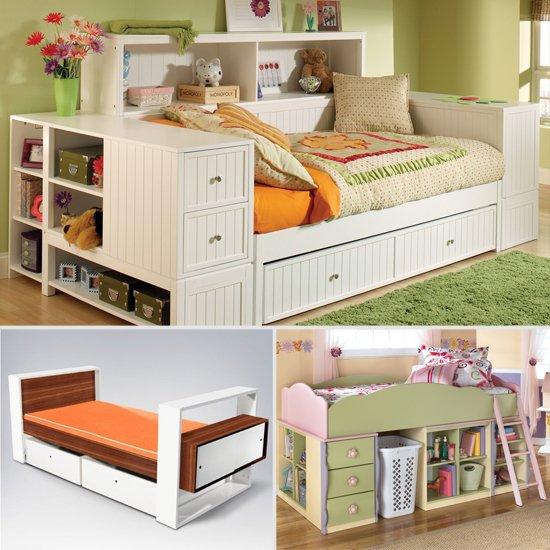 Children's beds Children's beds with storage space CMPNUFL